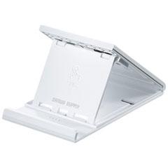 サンワサプライ PDA-STN9W [モバイルNFCスタンド(ホワイト)]