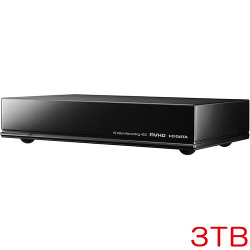 アイオーデータ AVHD-AUT3.0B [長時間録画対応 USB3.0接続録画用HDD 3TB]