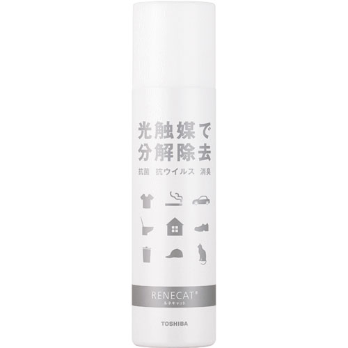 東芝 RENECAT RMA-03-180B [ルネキャット 光触媒スプレー 布・繊維用 180g]