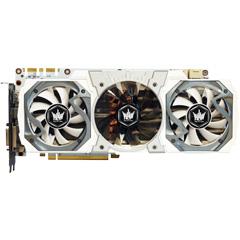 GALAXY GF PGTX980/4GD5 HOF [GALAX GeForce GTX 980 4GB GDDR5 Hall of Fame]
