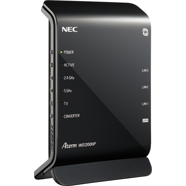 NEC PA-WG1200HP [AtermWG1200HP]