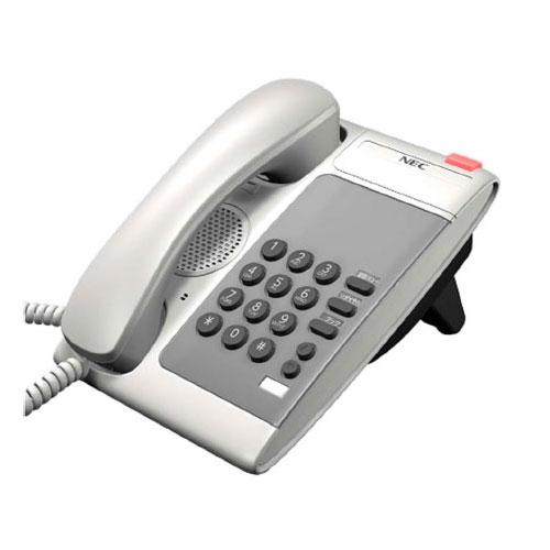 NECインフロンティア DTL-1-1D(WH)TEL [DT210電話機(白)]