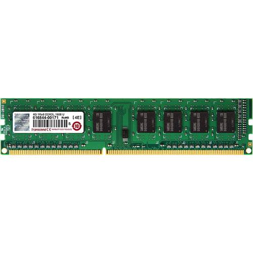 トランセンド TS512MLK64W6H [4GB DDR3L 1600 DIMM CL11 1Rx8 1.35V]