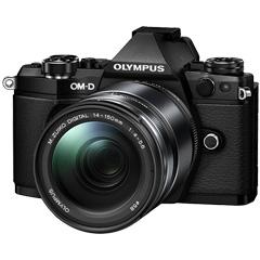 オリンパス OM-D E-M5 MarkII 14-150mmII レンズキット(ブラック)