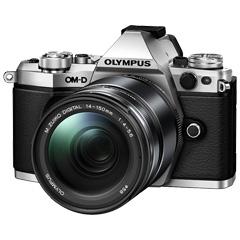 オリンパス OM-D E-M5 MarkII 14-150mmII レンズキット(シルバー)
