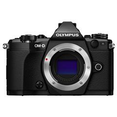 オリンパス OM-D E-M5 MarkII ボディ(ブラック)