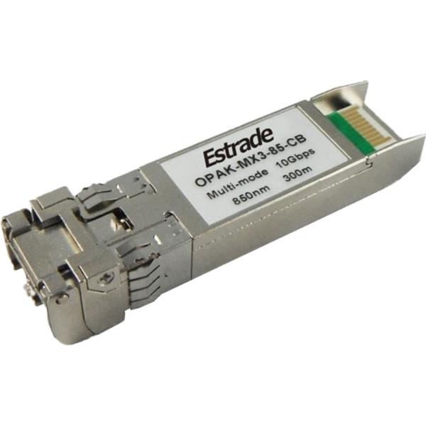 TEKWIND Estrade OPAK-MX3-85-CB [10G SFP+光トランシーバー(10GBase-SR、MMF)]