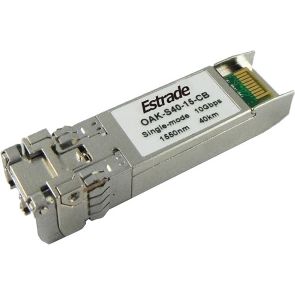 TEKWIND Estrade OPAK-S40-15-CB [10G SFP+光トランシーバー(10GBase-ER、SMF)]