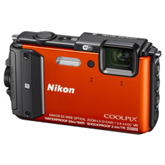 ������� COOLPIX AW130OR