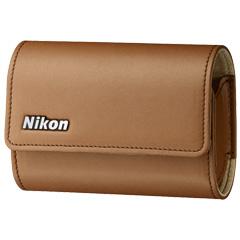 ニコン カメラケース CS-NH55ブラウン