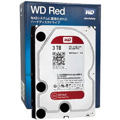 WD30EFRX [WD Red(3TB 3.5インチ SATA 6G 5400rpm 64MB)]