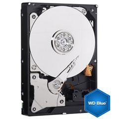 ウエスタンデジタル WD10EZEX [WD Blue(1TB 3.5インチ SATA 6G 7200rpm 64MB)]