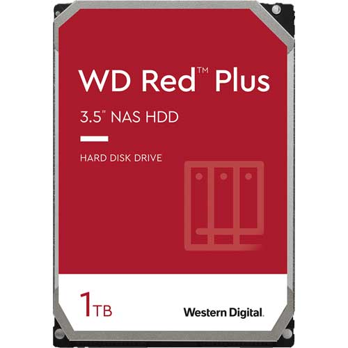 WD10EFRX [WD Red(1TB 3.5インチ SATA 6G 5400rpm 64MB)]
