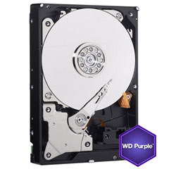ウエスタンデジタル WD10PURX [WD Purple(1TB 3.5インチ SATA 6G IntelliPower 64MB)]