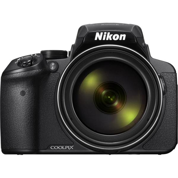 ニコン ★8GB SDカード、カメラバックがついてくる★COOLPIX P900ブラック