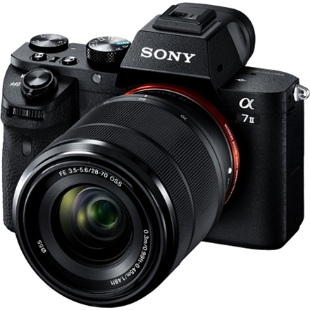ソニー(SONY) デジタル一眼カメラα Eマウント ILCE-7M2K/B [デジタル一眼カメラ α7 II レンズキット]