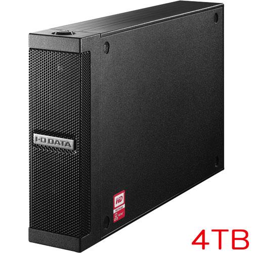 アイオーデータ ZHD-UTX4 [長期保証&保守サポート カートリッジ式外付HDD 4TB]