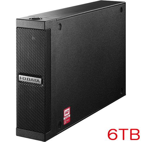アイオーデータ ZHD-UTX6 [長期保証&保守サポート カートリッジ式外付HDD 6TB]