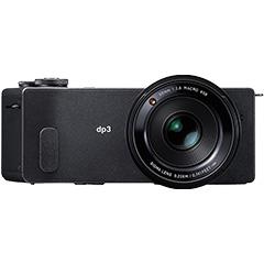 シグマ dp3 Quattro [50mm F2.8(35mm換算75mm相当) 2900万画素 Foveon X3 ダイレクトイメージセンサー搭載]