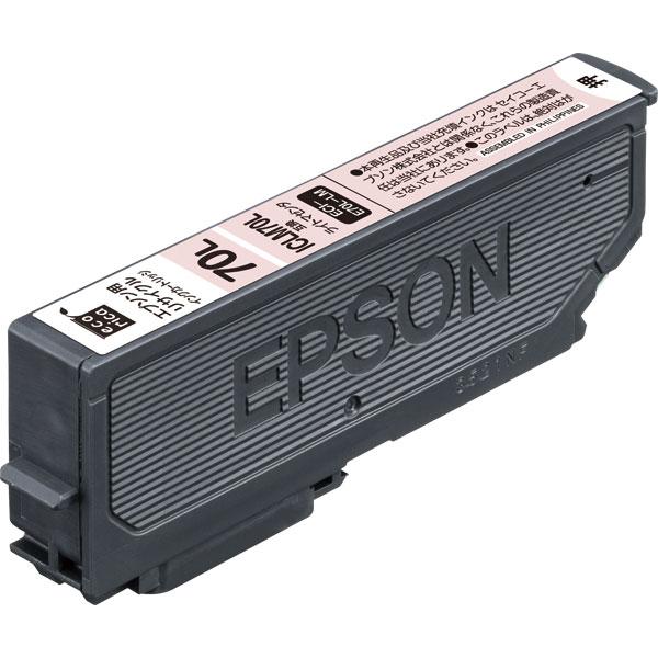 エレコム ECI-E70L-LM [エコリカ リサイクルインク/EPSON/ICLM70L互換/ライトマゼンタ]