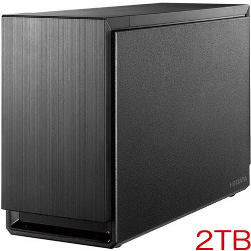 アイオーデータ HDS2-UTX HDS2-UTX2.0 [USB3.0/eSATA 2ドライブ 外付HDD(RAID) 2TB]