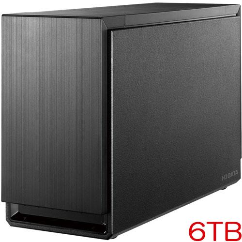 アイオーデータ HDS2-UTX HDS2-UTX6.0 [USB3.0/eSATA 2ドライブ 外付HDD(RAID) 6TB]