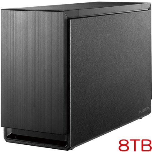 アイオーデータ HDS2-UTX HDS2-UTX8.0 [USB3.0/eSATA 2ドライブ 外付HDD(RAID) 8TB]