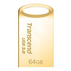 トランセンド TS64GJF710G [USBメモリ JetFlash 710 64GB Gold]