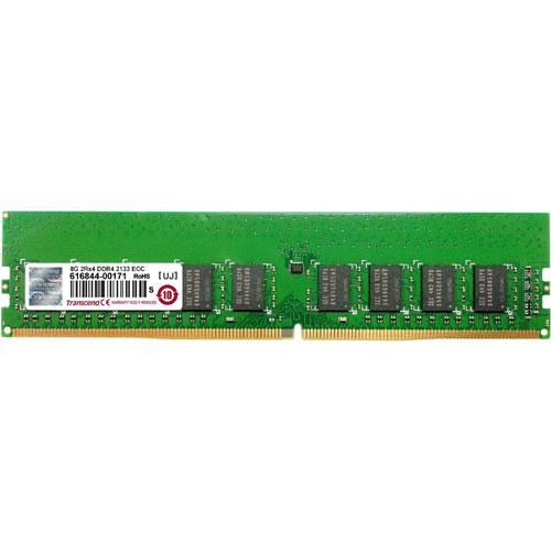 トランセンド TS1GLH72V1H [8GB DDR4 2133 ECC U-DIMM 2Rx8]