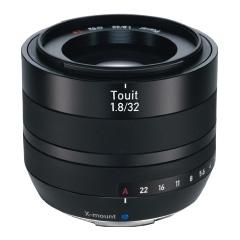 Touit 1.8/32 X-mount [ZEISS Touit 1.8/32 富士フイルム Xマウント用]