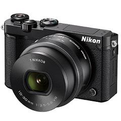 ニコン Nikon 1 J5 標準パワーズームレンズキット ブラック