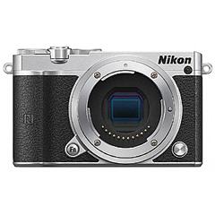 ニコン Nikon 1 J5 ボディ シルバー