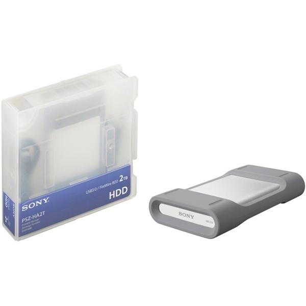 ソニー(SONY) PSZ-HA2T [PC用ポータブルストレージ(HDD 2TB)]