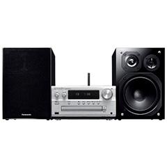 SC-PMX100-S [CDステレオシステム Bluetooth対応 ハイレゾ音源対応 シルバー]