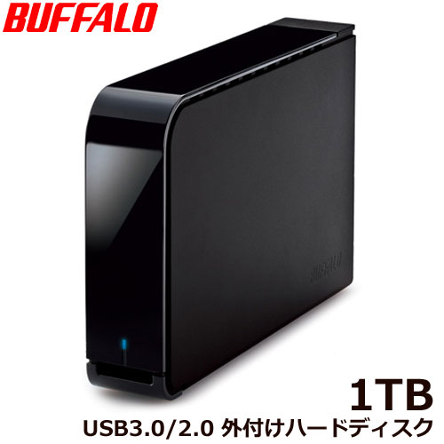 バッファロー DriveStation HD-LX1.0U3D [HW暗号機能 USB3.0用外付HDD 1TB]