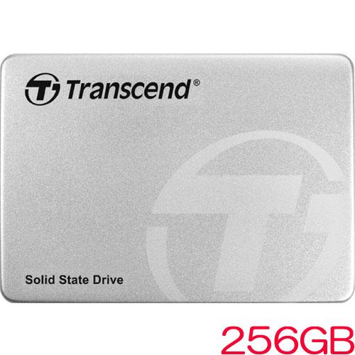 トランセンド TS256GSSD370S [256GB SSD370Sシリーズ 2.5インチ SATA3 MLC搭載 アルミ筐体]