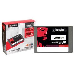 キングストン Kingston SSDNow V300 SV300S3D7/480G [SSDNow V300 480GB (デスクトップUPGキット)]