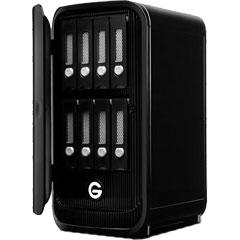 HGST 0G03768 [G-SPEED Studio XL Thunderbolt 2 40000GB Black JP]