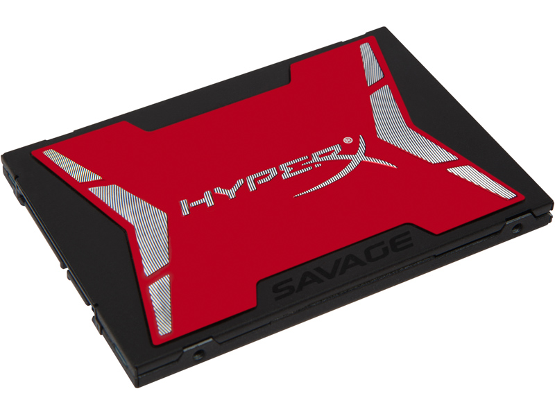 キングストン Kingston HyperX Savage SSD SHSS37A/240G [HyperX Savage SSD 240GB]
