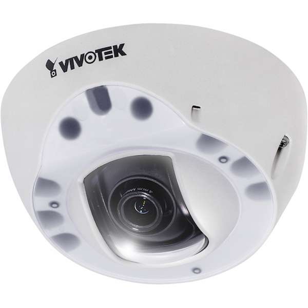 VIVOTEK FD8152V-F2W [F2.0 1.3MP ドーム型IPカメラ(白)(IR)(2Y)]