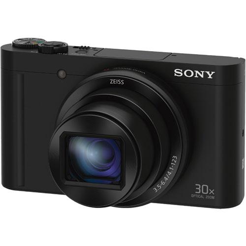 ソニー(SONY) DSC-WX500/B [デジタルカメラ Cyber-shot WX500 ブラック]