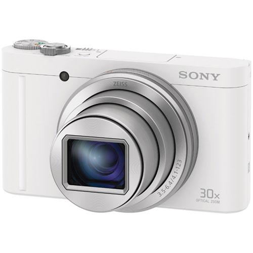 ソニー(SONY) DSC-WX500/W [デジタルカメラ Cyber-shot WX500 ホワイト]