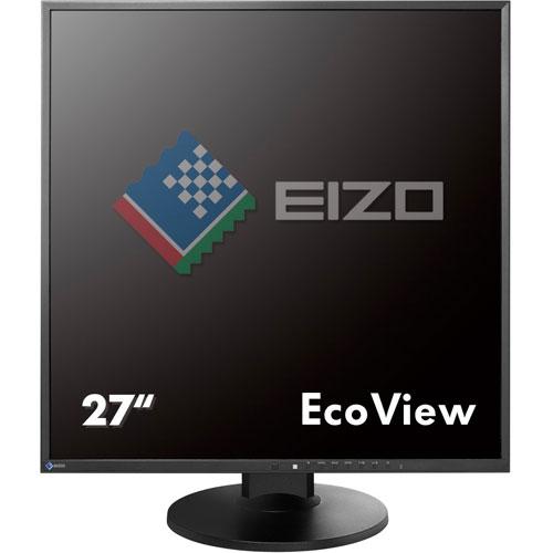 ナナオ(EIZO) FlexScan EV2730Q-BK [26.5型カラー液晶モニター EV2730Q ブラック]