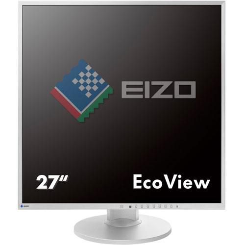 ナナオ(EIZO) FlexScan EV2730Q-GY [26.5型カラー液晶モニター EV2730Q セレーングレイ]