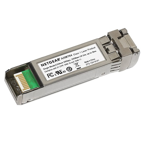 NETGEAR スイッチ オプション AXM764-10000S [AXM764 10G SFP+ モジュール (10GBASE-LR Lite)]