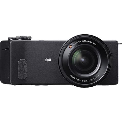 dp0 Quattro [14mm F4(35mm換算21mm相当)2900万画素 Foveon X3 ダイレクトイメージセンサー搭載]