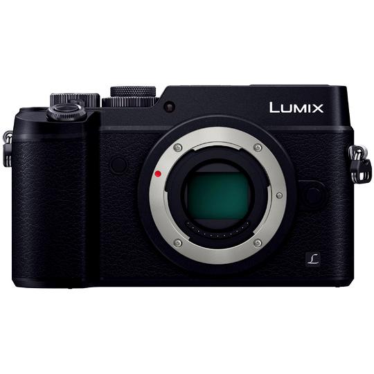 パナソニック LUMIX DMC-GX8-K [デジタル一眼カメラ GX8 レンズキット (ブラック)]