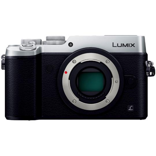 パナソニック LUMIX DMC-GX8-S [デジタル一眼カメラ GX8 レンズキット (シルバー)]