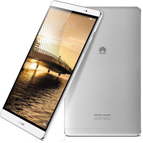 ファーウェイ(Huawei) M2-802L/Silver(53014721) [MediaPad M2 8.0/Silver(53014721)]