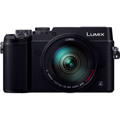 パナソニック LUMIX DMC-GX8H-K [デジタル一眼カメラ GX8 高倍率レンズキット (ブラック)]